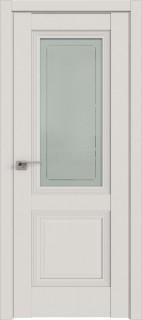 Межкомнатная дверь 81U, ДаркВайт