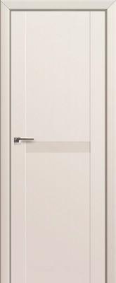 Межкомнатная дверь 86U, магнолия сатинат
