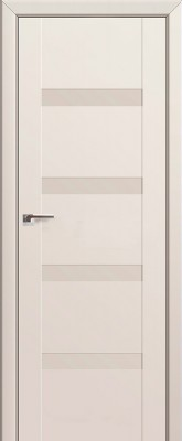 Межкомнатная дверь 88U, магнолия сатинат