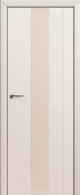 Межкомнатная дверь 89U, магнолия сатинат