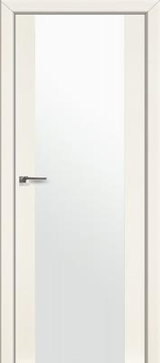 Межкомнатная дверь 8L, белый люкс
