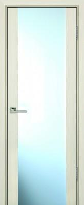 """Межкомнатная дверь """"8X"""", по, эш вайт мелинга"""