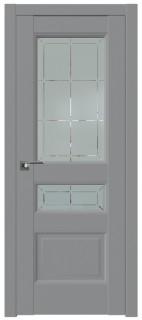 Межкомнатная дверь 94U, манхэттен