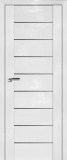 Межкомнатная дверь 98STP, Pine White glossy