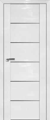 Межкомнатная дверь 99STP, Pine White glossy