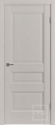 "Межкомнатная дверь ""Trend 3"", пг, Fleet Soft"
