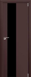 """Межкомнатная дверь """"5 Е"""", темно-коричневый"""