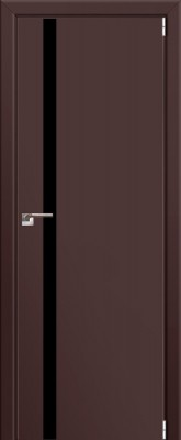"""Межкомнатная дверь """"6 Е"""", темно-коричневый"""