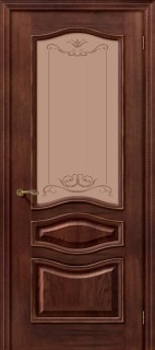 """Межкомнатная дверь """"Леона Деко"""", по, голд"""