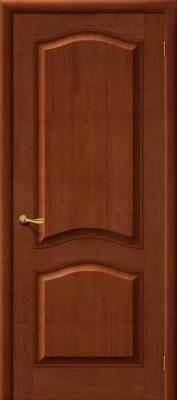 Межкомнатная дверь М 7, пг, светлый лак
