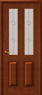 Межкомнатная дверь М 15, по, светлый лак