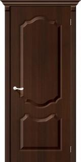 """Межкомнатная дверь ПВХ """"Перфекта"""", пг, венге"""