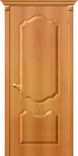"""Межкомнатная дверь ПВХ """"Перфекта"""", пг, миланский орех"""