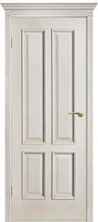 """Межкомнатная дверь """"Прага"""", пг, слоновая кость"""