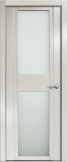 Межкомнатная дверь Qdo D, по, ясень жемчуг
