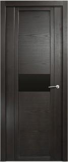 Межкомнатная дверь Qdo H, по, ясень винтаж