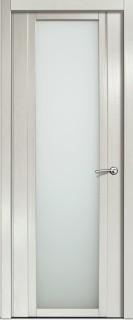 Межкомнатная дверь Qdo X, по, ясень жемчуг