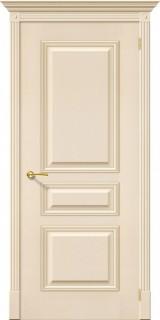 """Межкомнатная дверь """"Лондон"""", пг, ваниль"""