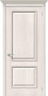 "Межкомнатная дверь ""Шервуд"", пг, белый"