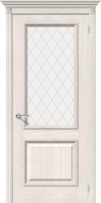 "Межкомнатная дверь ""Шервуд"", по, белый"