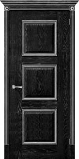 """Межкомнатная дверь """"Триест"""", пг, черный абрикос"""
