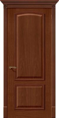 """Межкомнатная дверь """"Верона Деканте"""", пг, рустик орех"""