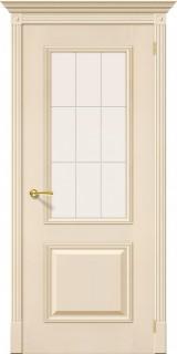 """Межкомнатная дверь """"Версаль"""", по, ваниль"""