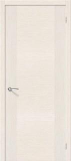 """Межкомнатная дверь """"Рондо"""", пг, беленный дуб"""