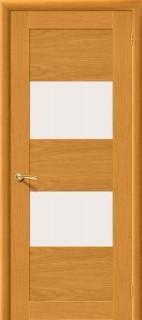 """Межкомнатная дверь """"Токио 5"""", по, дуб натуральный"""