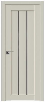 Межкомнатная дверь 49U, магнолия сатинат