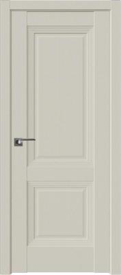 Межкомнатная дверь 80U, магнолия сатинат
