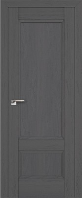 """Межкомнатная дверь """"105х"""", пг, пекан темный"""