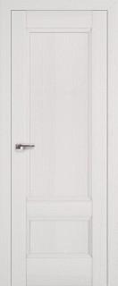 """Межкомнатная дверь """"105х"""", пг, пекан белый"""