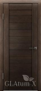 """Межкомнатная дверь """"Атум wc 6"""", пг, венге"""