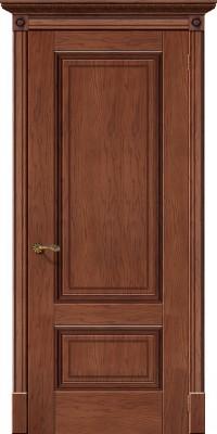 """Межкомнатная дверь """"Йорк"""", пг, коньячный дуб"""