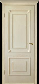 """Межкомнатная дверь """"Александрия"""", пг, топленое молоко"""
