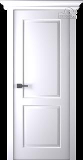 "Межкомнатная дверь ""Альт"", пг, белая"