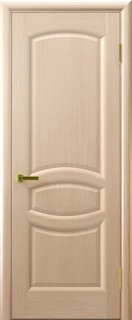 "Межкомнатная дверь ""Анастасия"", пг, беленый дуб"