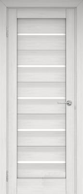 "Межкомнатная дверь ""Анкона"", по, эшвайт"