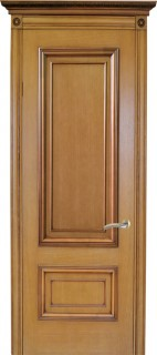 """Межкомнатная дверь """"Анталия"""", пг, орех"""