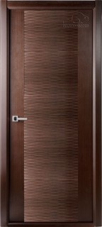 "Межкомнатная дверь ""Авангард"", пг, венге"