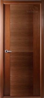 "Межкомнатная дверь ""Авангард"", пг, орех"