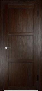 "Межкомнатная дверь ""Баден"", пг, дуб темный"