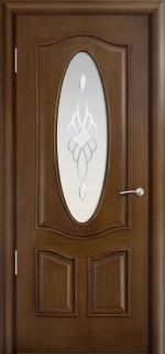 """Межкомнатная дверь """"Барселона"""", по, дуб натуральный"""