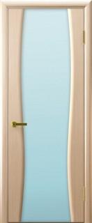 """Межкомнатная дверь """"Диадема 2"""", по, беленый дуб"""
