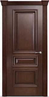 """Межкомнатная дверь """"Бристоль Сити"""", пг, итальянский орех"""