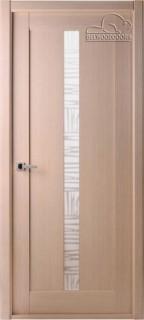 """Межкомнатная дверь """"Челси"""", по, клен серебристый"""