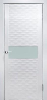 """Межкомнатная дверь """"Д2 бриз"""", по, белый"""
