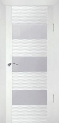 """Межкомнатная дверь """"Д3 бриз"""", по, белый"""