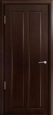 """Межкомнатная дверь """"Дана"""", пг, темный орех"""
